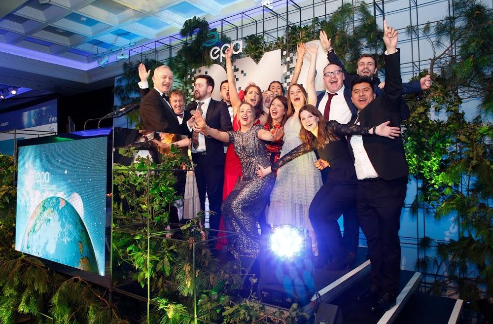 Wolfgang Digital Take Home The Triple Crown at The Irish Digital Media Awards 2020
