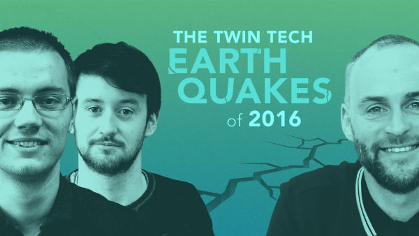 Wolfgang Essentials 2017 Video: The Twin Tech Earthquakes