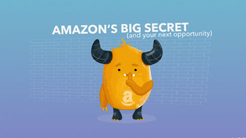 Amazon's Big Secret: And Your Next Opportunity