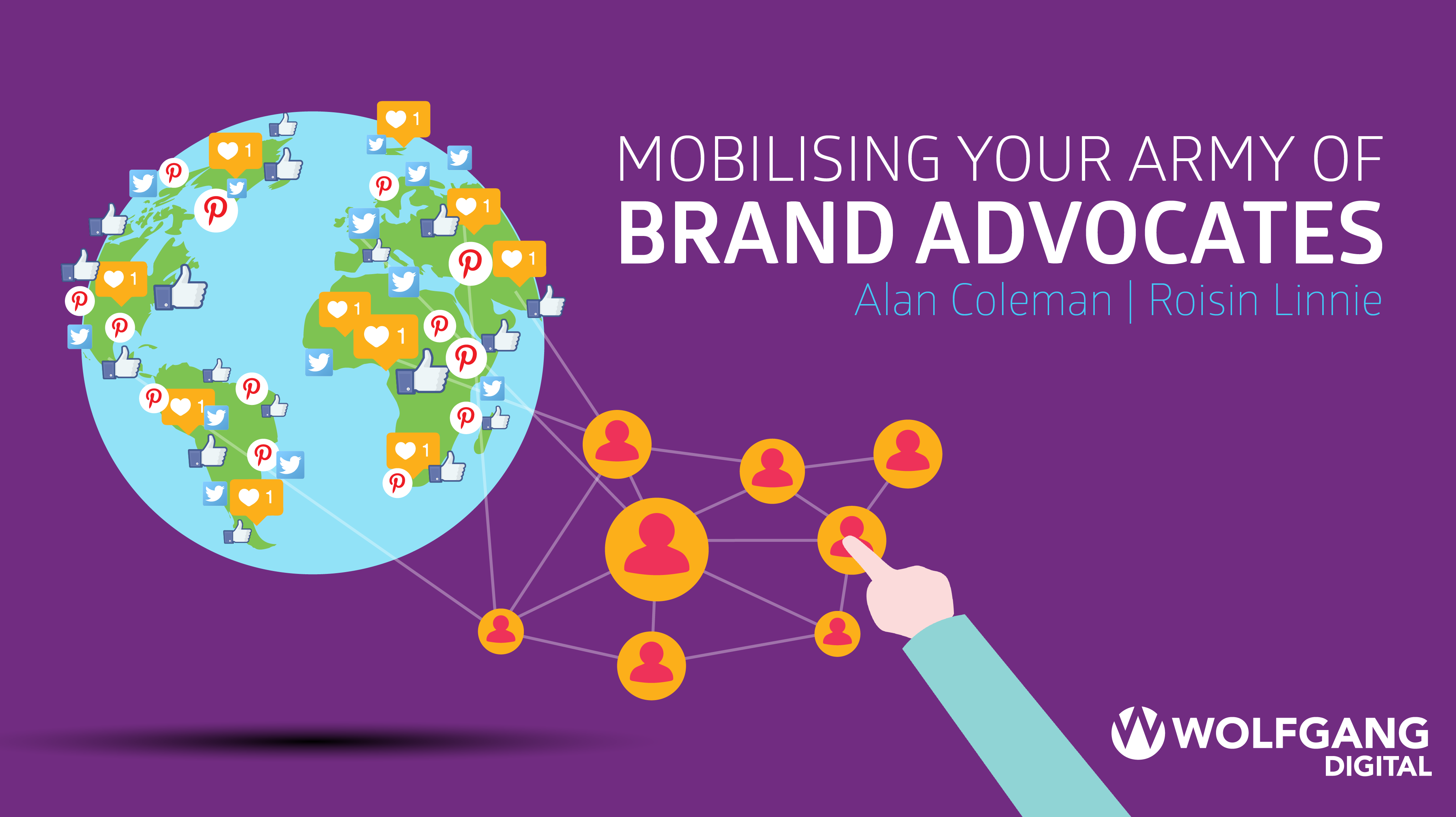 Mobilising Your Army of Brand Advocates - 3XE Slides