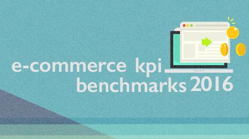 E-commerce KPI Benchmarks 2016