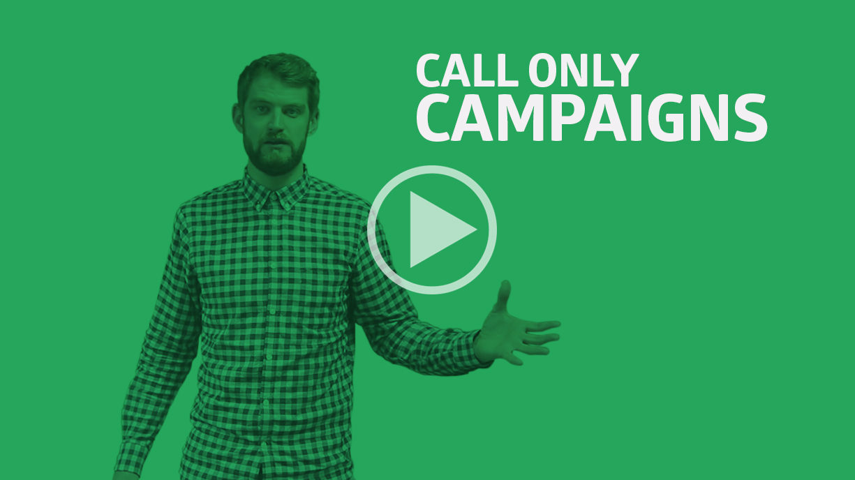 Google AdWords Call Only vs Click to Call Campaigns
