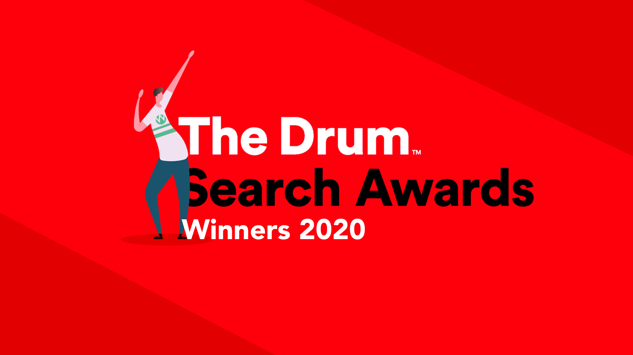 Wolfgang Win Trio of Awards at The Drum Search Awards in Virtual Ceremony