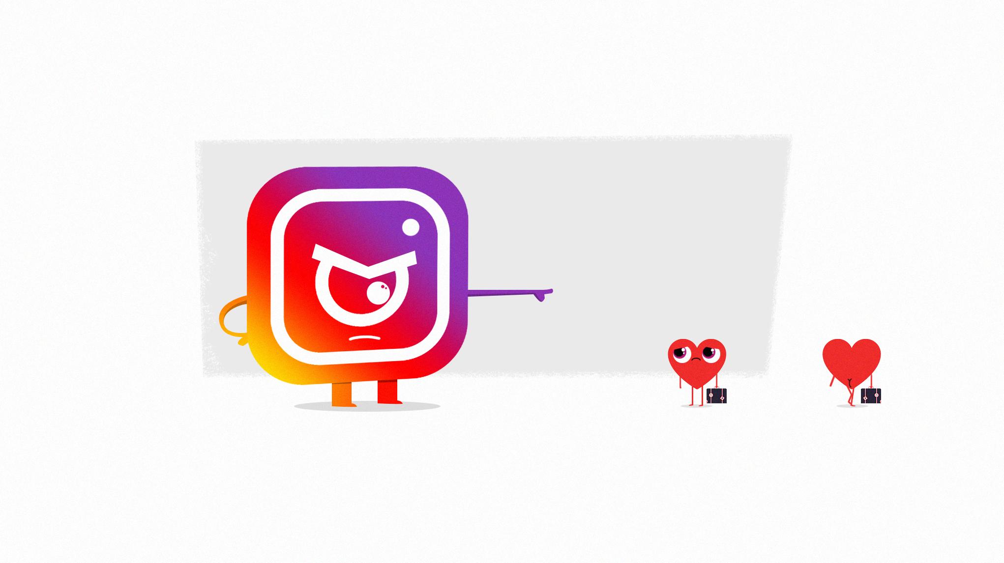 Battle of the Internet Giants: Is Instagram Testing Users Mental Health?