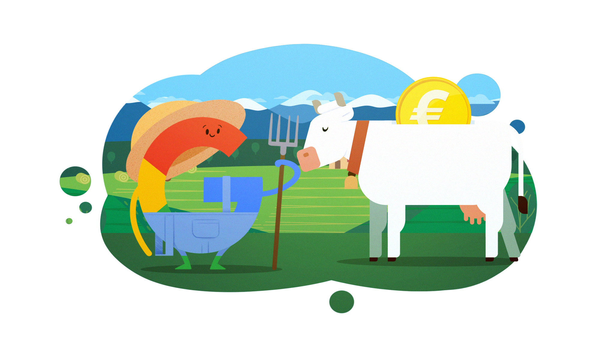 Battle of the Internet Giants | The Google Farm, Cash Cows, One Trick Ponies and Promising Foals.