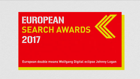 Wolfgang Digital double win at European Search Awards