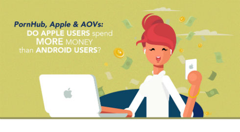 PornHub, Apple and AOVs: Do Apple Users Spend More Money Than Android Users?