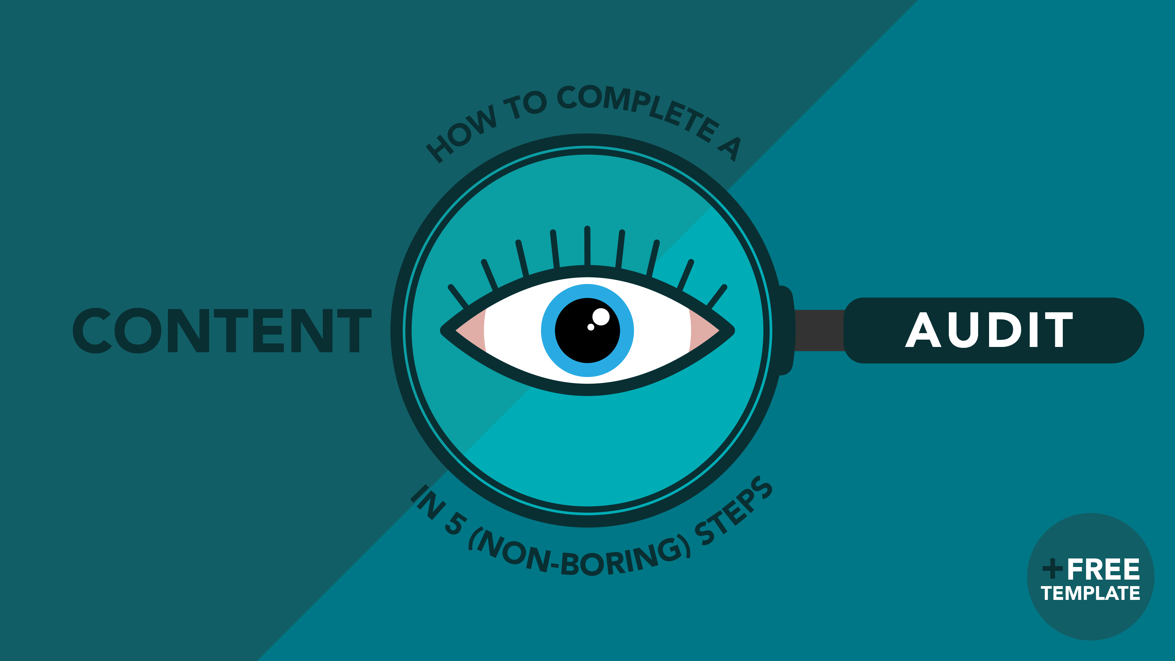 How to Complete a Content Audit in Five (Non-Boring) Steps [+ Free Template]