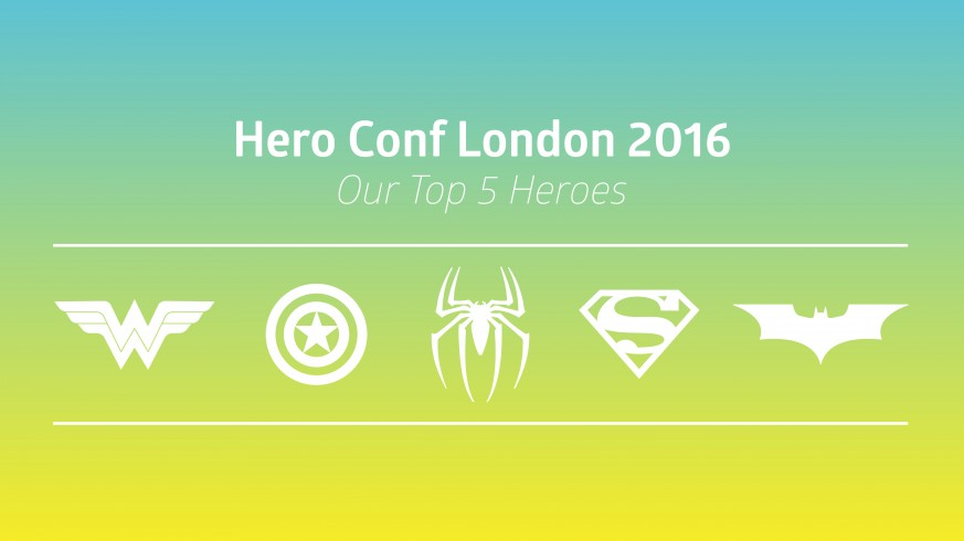 Hero Conf London 2016: Our Top 5 Heroes