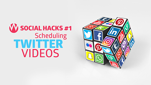 Social Hack #1: Scheduling Videos On Twitter