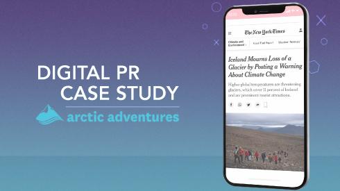 Arctic Adventures - Digital PR Case Study