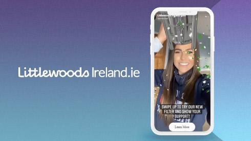 Littlewoods GAA - Paid Social Case Study