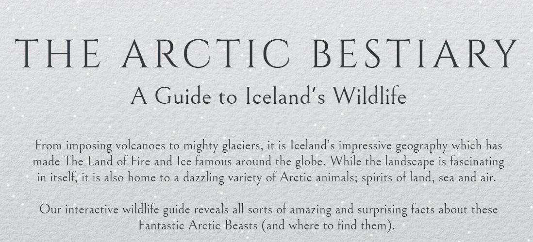 Arctic Bestiary