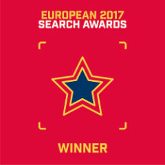 European Search Awards 2017 awarded to European Digital Marketing Agency Wolfgang Digital