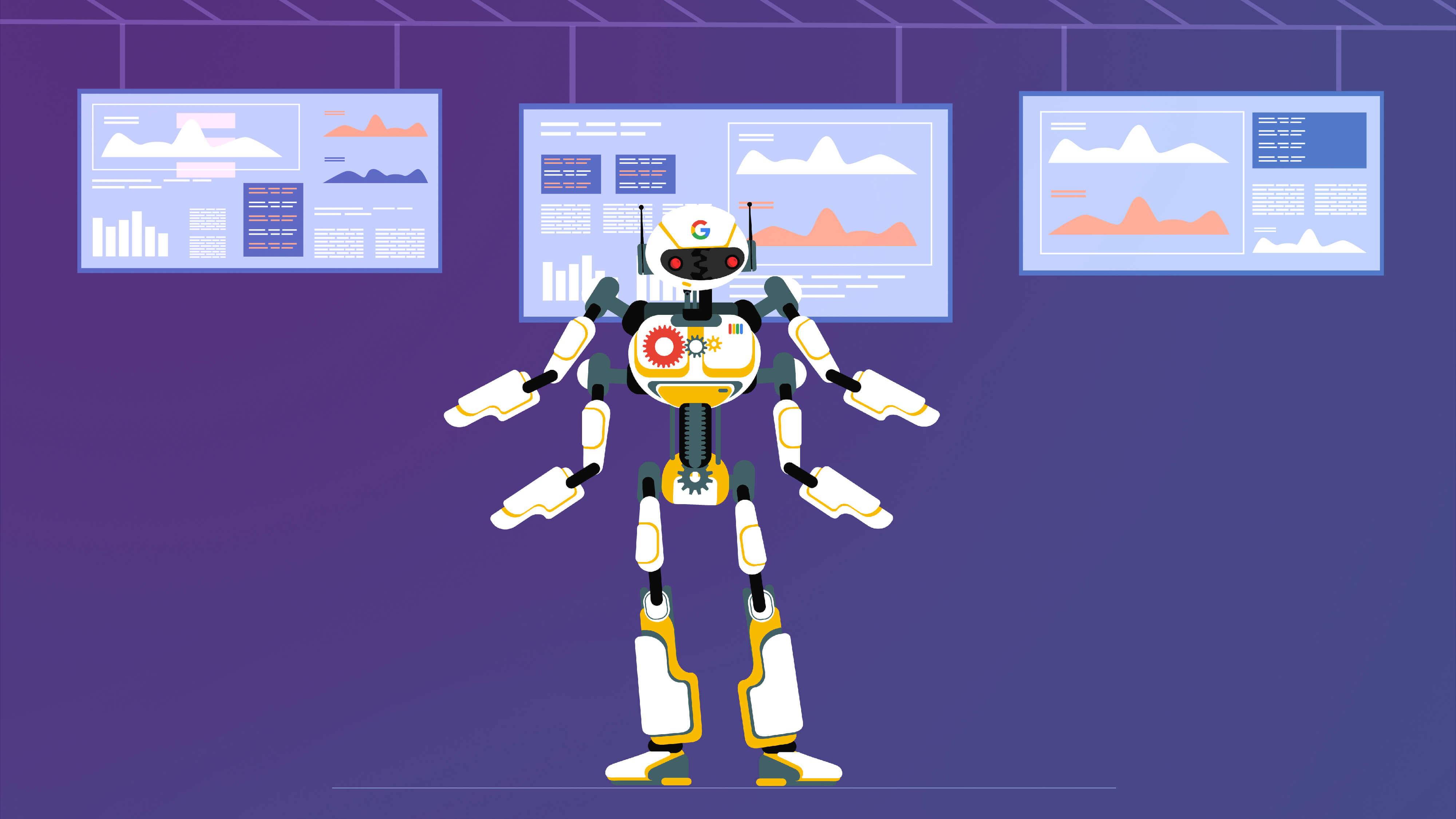 Google Machine and AI