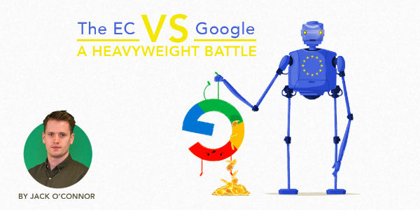 European Commission Fines Google