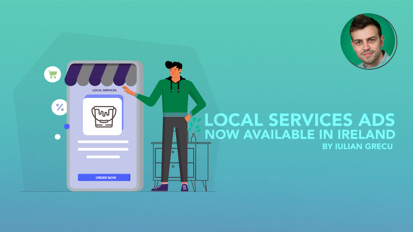Google Local services ads Ireland