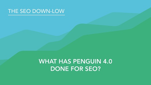 Penguin 4.0 and SEO in 2017