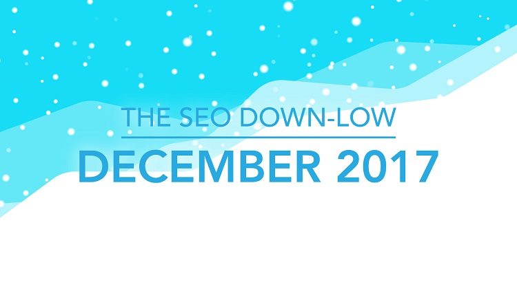 SEO Down Low 2017 - Kevin Moore