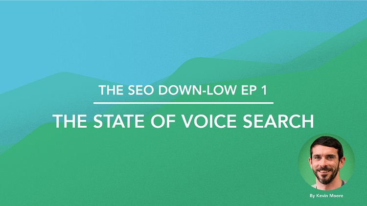 SEO Down Low Episode 1