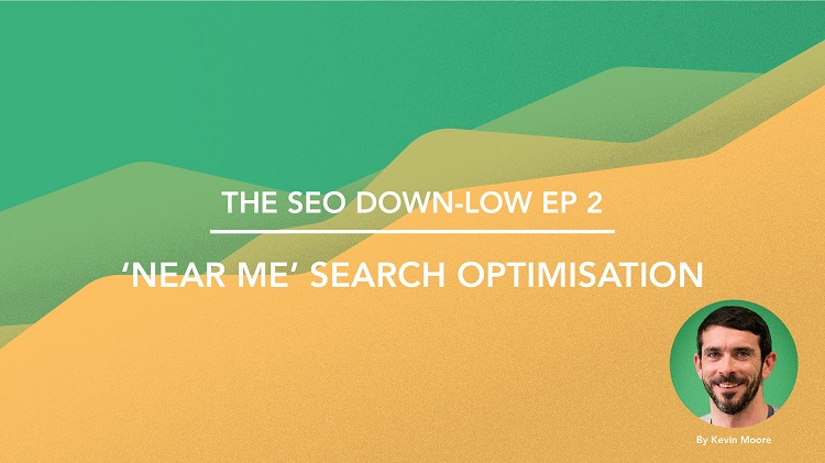 SEO Down Low Episode 2