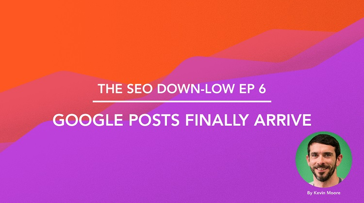 SEO Down Low Episode 6