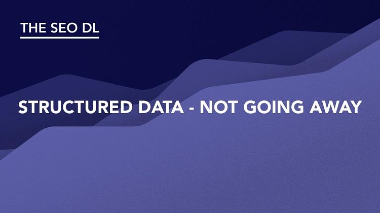 Structured Data 2018