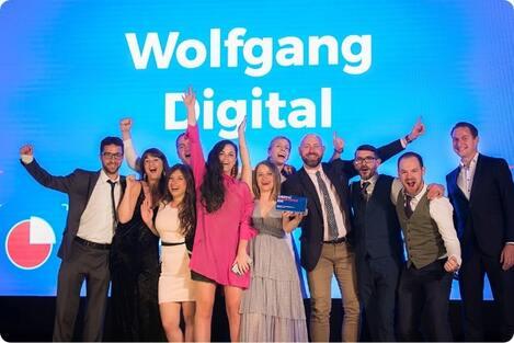 Wolfgang Digital - Awards Ceremony