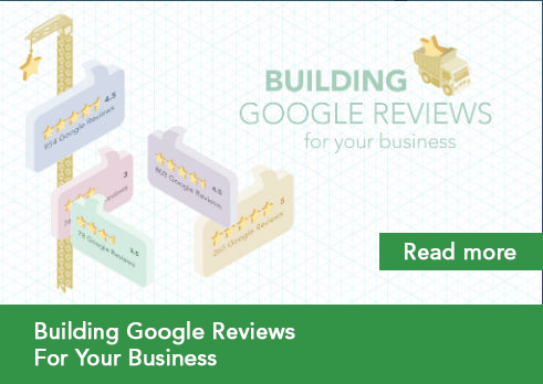 seo blog post building google reviews