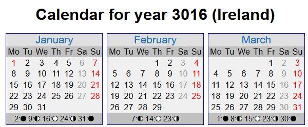 calendar spider trap