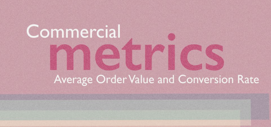ecommerce conversion metrics