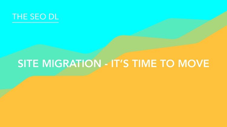 Moving your website is called a site migration and weve carried out loads of them